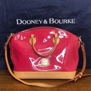 Dooney & Bourke Hot pink Satchel